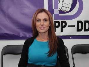Vasilica Steliana Miron, de la PP-DD, a obţinut un mandat de senator în Colegiul nr. 1 Vatra Dornei