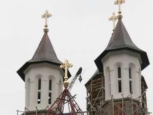 Continuarea lucrărilor la Catedrala de pe Mărăşeşti va fi şi anul viitor o prioritate pentru municipalitatea suceveană