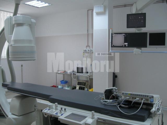 Angioplastia cu stent, disponibilă şi pe plan local