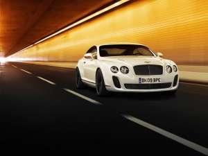 Bentley Continental Supersports, echilibru între lux și putere