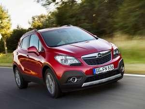 Opel Mokka a obţinut punctaj maxim la testele de impact