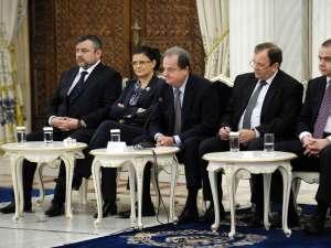 Flutur și Balan, în echipa PDL la consultările cu Traian Băsescu