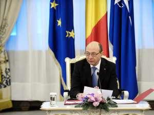 Băsescu: Votul uninominal a fost o greşeală. Nu se poate introduce decât atunci când e echilibru