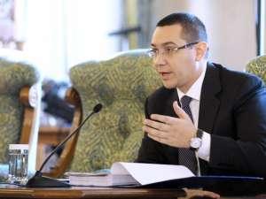 Ponta: Am fost mulţumit de Pivniceru, vom discuta cu ea