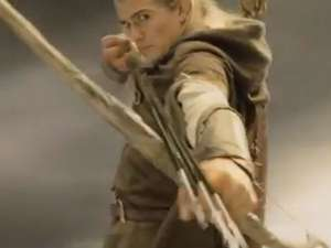 """Arcul folosit de Legolas în """"Stăpânul inelelor"""" a fost vândut la licitaţie, depăşind orice estimări"""