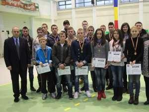 LPS Suceava și-a premiat cei mai buni sportivi pe anul 2012
