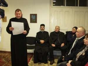 """La Biserica """"Naşterea Maicii Domnului"""" a avut loc marţi lansarea volumului """"Novissima Tristia"""""""
