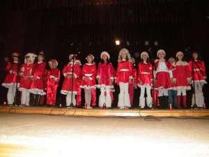 Elevii și cadrele didactice de la şcoala nr. 1 au dedicat săptămâna 17-21 decembrie Crăciunului