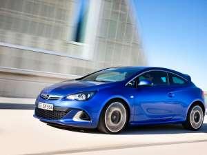 Opel Astra OPC, performanțe la superlativ