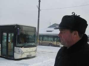 Directorul TPL, Darie Romaniuc, a precizat că de joi, 27 decembrie, programul de funcţionare va reveni la normal
