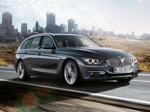 BMW Seria 3 Touring, alegere de valoare