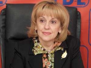 Deputatul PDL de Suceava Sanda-Maria Ardeleanu a avansat propuneri de amendamente la Legea bugetului de stat pe 2013