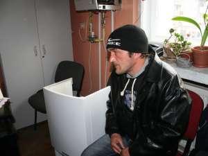 Vasile Rusu: Am profitat că era uşa deschisă şi nu era nimeni în birou