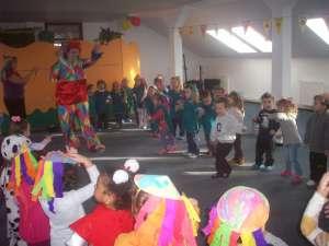 """""""Carnavalul paiaţelor"""""""