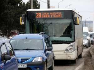 Sucevenii care se vor distra de Revelion în aer liber vor avea la dispoziţie mijloacele de transport în comun ale TPL