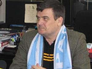 Marin Condescu are planuri măreţe cu echipa din Târgu Jiu