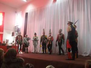 Festival de datini şi obiceiuri la Cajvana