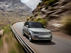 Range Rover va porni ofensiva în sectorul hibridelor