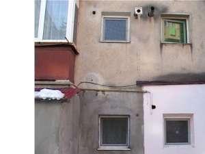 Un ţurţure a lăsat fără gaz metan peste o sută de familii din Burdujeni