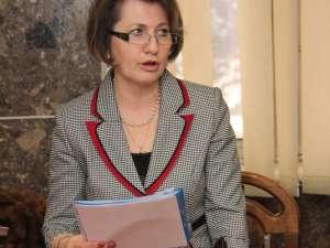 Doiniţa Cocriş a depus ieri jurământul de credinţă la preluarea mandatului de consilier local