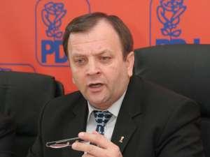 Senatorul Gheorghe Flutur, preşedintele PDL Suceava