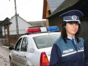 La IPJ Suceava sunt încadrate aproape 200 de femei