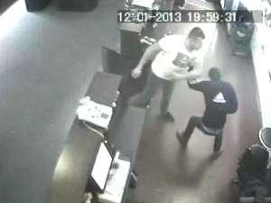 Scenele de violenţă au fost înregistrate de o cameră video