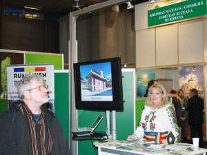 Consiliul Judeţean Suceava a fost prezent la Târgul Internaţional de Turism de la Viena
