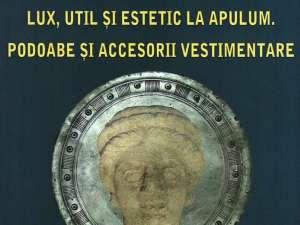 Expoziţia Lux, util şi estetic la Apulum