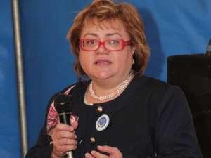Directorul executiv al Protecţiei Copilului Suceava, Margareta Isăilă
