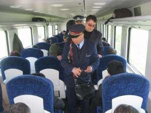 Control general printre toţi călătorii