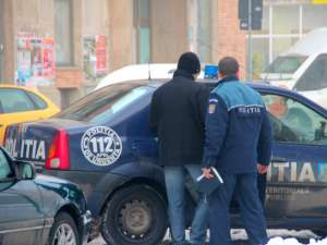 Cristian Doboş a fost dus la sediul Poliţiei municipiului Suceava pentru audieri