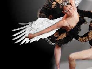 Balerini de la celebrul teatru Marinsky din Sankt Petersburg, pe scena suceveană