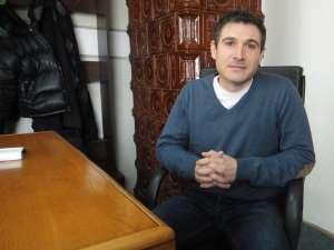 Cristian Victor Ilie, noul director general al Servicii Comunale SA Rădăuţi