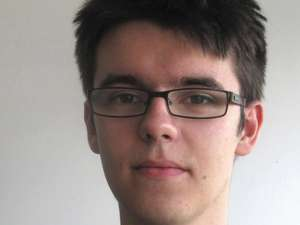 Mihai Cristian Calancea a obţinut, la finele anului trecut, medalia de bronz la Turneul Internaţional de Informatică Shumen