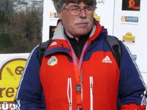 Josef Plöner, delegatul tehnic al Federaţiei Internaţionale de Sanie