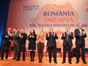 Vasile Blaga, susţinut de Flutur şi PDL Suceava pentru şefia partidului