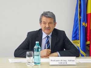 Prof. univ. dr. ing. Adrian Graur: Este imposibil să se poată realiza excelenţă şi valoare în cadrul unui sistem subfinanţat