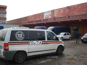16 echipe de control au descins la centrul comercial Rozita