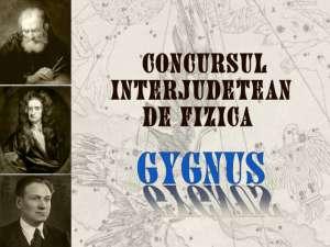 """Concursul Interjudeţean de Fizică """"Cygnus"""" s-a desfăşurat la Colegiul Naţional de Informatică """"Spiru Haret"""""""
