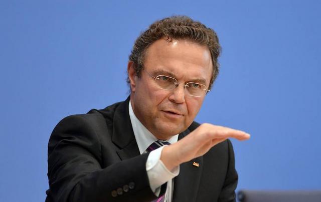 Hans-Peter Friedrich : Intrarea României şi a Bulgariei va fi împiedicată prin veto-ul german