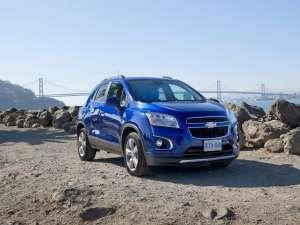 Chevrolet lansează noul Trax în al doilea semestru