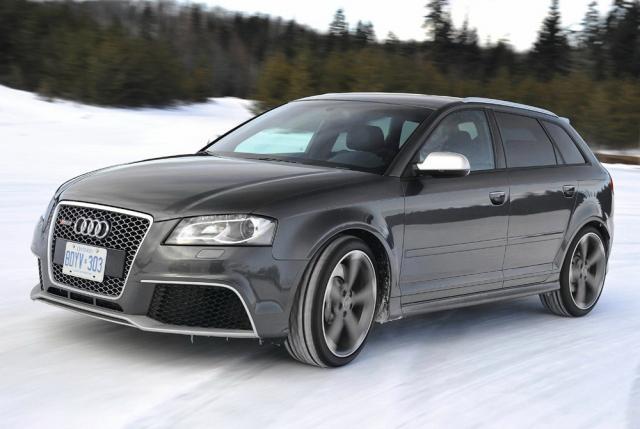Audi va dota noul RS3 cu 400 de cai putere