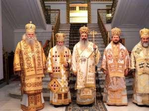 Sinodul Mitropolitan al Mitropoliei Moldovei şi Bucovinei