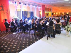 """Orchestra de muzică clasică """"Lanto Arte"""" din Bucureşti"""