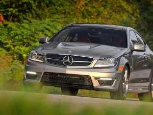 Mercedes C 63 AMG Coupe este în topul performanței