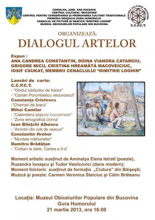 dialogul artelor