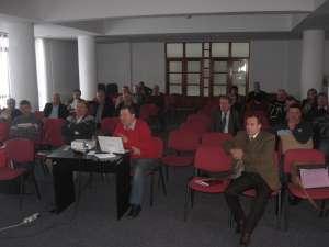 Seminarul a fost susţinut de preşedintele Asociaţiei Angus