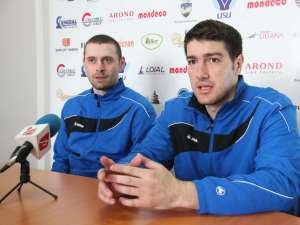 George Şelaru şi Bogdan Şoldănescu se gândesc la semifinalele Challenge Cup deşi sunt conştienţi că meciul de sâmbătă va fi extrem de dificil