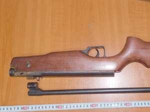 Arma letală pe care încerca să o vândă tânărul